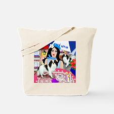 JCgirl4 copy Tote Bag