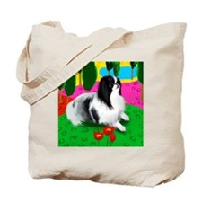 JCpoppies copy Tote Bag