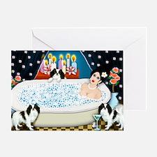fp41 Greeting Card