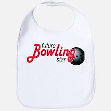 Future Bowling Star Bib