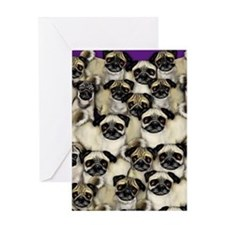 pugsls Greeting Card