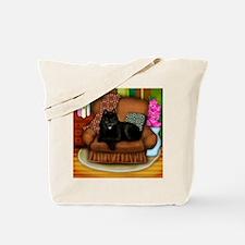 schipperkesofa copy Tote Bag