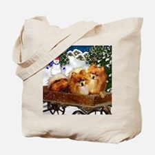 pomeranianvillagesn copy Tote Bag