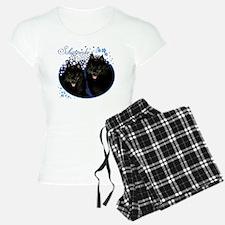 t-shirt154 black Pajamas