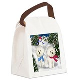 Bichon frises Lunch Sacks