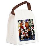 Bernese mountain dog Lunch Bags