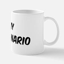 I Love: Presa Canario Mug