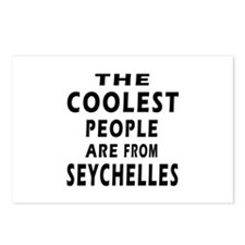 The Coolest Seychelles Designs Postcards (Package