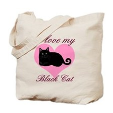 blackcatbl Tote Bag