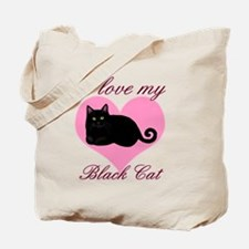 blackcatbl Tote Bag
