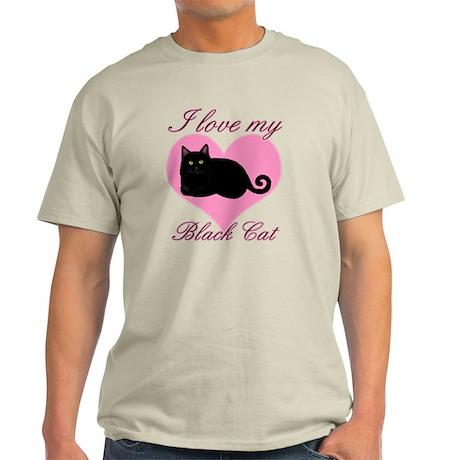 blackcatbl Light T-Shirt