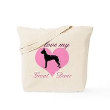 great danebl Tote Bag
