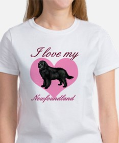 Newfoundlandbl Women's T-Shirt
