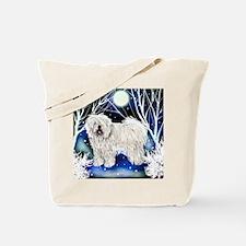 puliw snown copy Tote Bag