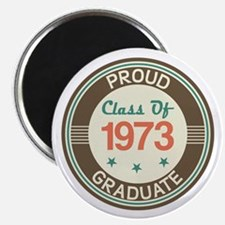 Vintage Class of 1973 Magnet