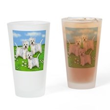 westiepark copy Drinking Glass