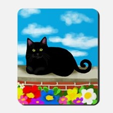 catcloudslsw copy Mousepad