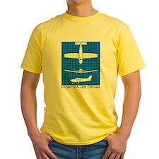Piper PA-28 Driver T-Shirt