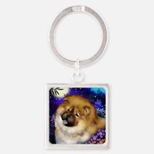 chowmoongarden copy Square Keychain