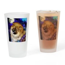 chowmoongarden copy Drinking Glass