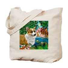 welshdogsparadise copy Tote Bag