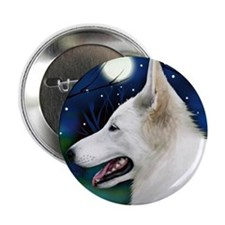 "germanshepwhite2 copy 2.25"" Button"