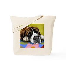 saintbern copy Tote Bag