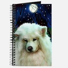 Samoyed print 2 Journal