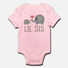 Lil Big Sis Infant Bodysuit