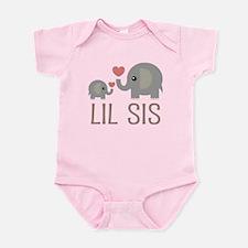Lil Big Sis Onesie