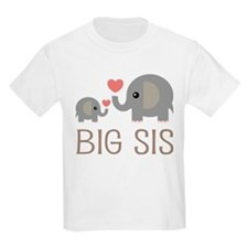 Lil Big Sis T-Shirt