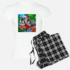 beachparadiseschnauzer Pajamas
