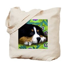 bernese9 copy Tote Bag