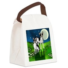 ratter moon Canvas Lunch Bag