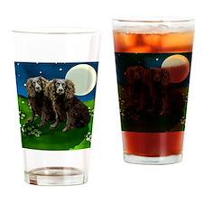 boykin sp moon Drinking Glass