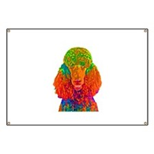 Psychadelic Poodle Banner