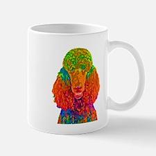 Psychadelic Poodle Mug