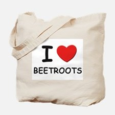 I love beetroots Tote Bag