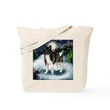mountinedogBRAKITA Tote Bag