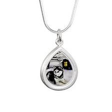 winterhouse SH Silver Teardrop Necklace