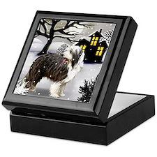 winterhouse bc Keepsake Box