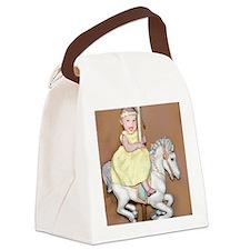 Kym Kaitlyn copy Canvas Lunch Bag