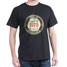 Vintage Class of 1978 T-Shirt