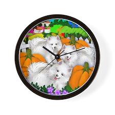 eskiepump copy Wall Clock