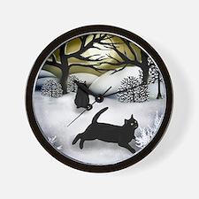 WS BCATS Wall Clock