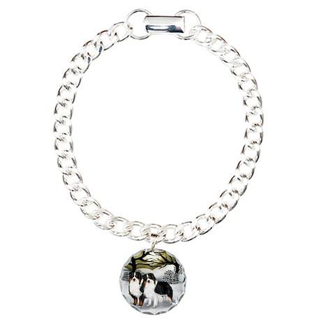 WS AS Charm Bracelet, One Charm