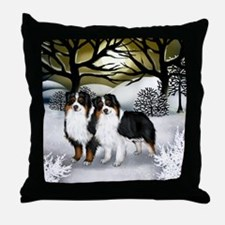 WS AS Throw Pillow