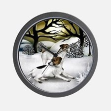 WS JRT Wall Clock