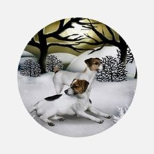WS JRT Round Ornament