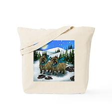 cairn snows Tote Bag